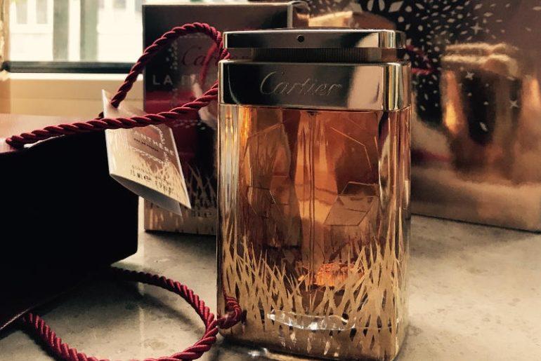 Limitowana edycja zapachu i flakonu La Panthere Cartier to mistrzostwo designu i luksusowa jakóść zarówno opakowania, jak i samego zapachu. Ta woda perfumowana ma moc