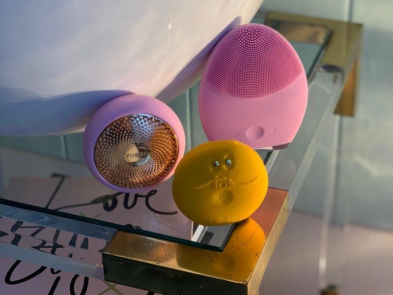 Luna, Fofo i Ufo Foreo. Kosmiczne zabawki urodowe