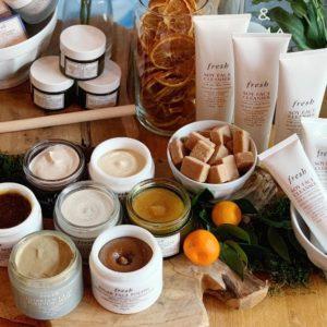 Fresh news! Premiera kosmetyków Fresh w Polsce