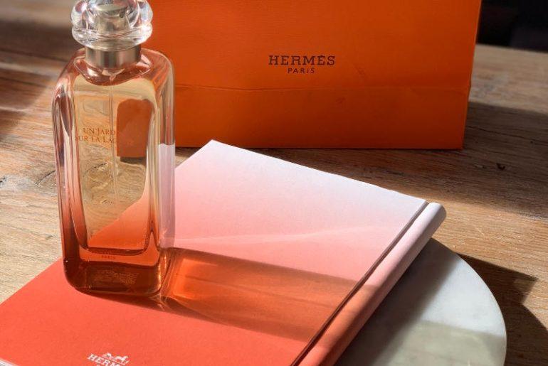 Hermes Un Jardin Sur La Lagune, to perfumy, które pachnie pełnią wiosny w Wenecji. Są słone i kwiatowe zarazem