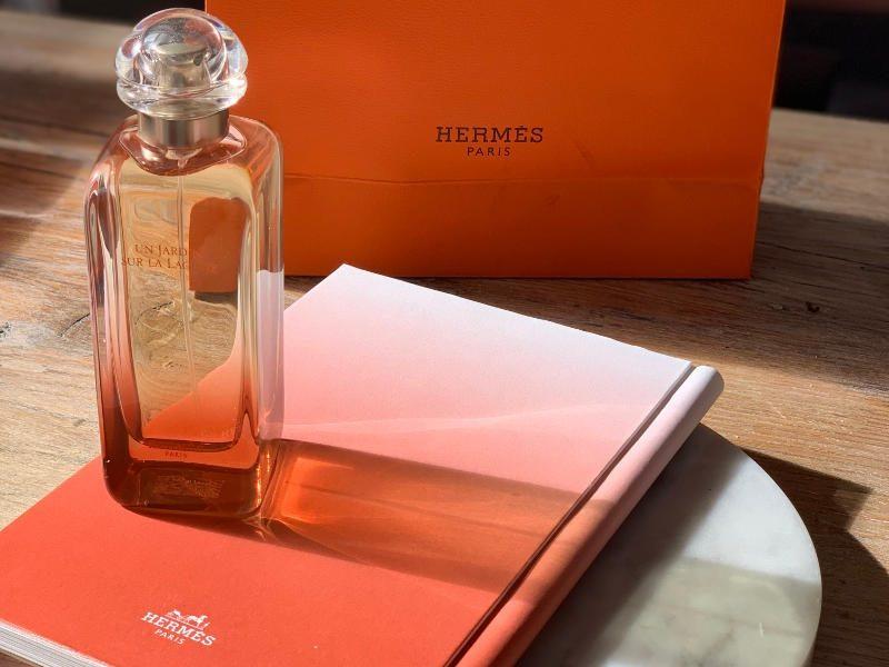 Perfumy z Wenecji. Un Jardin Sur La Lagune Hermes