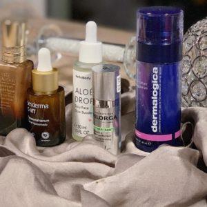 Serum idealne? 5 najlepszych kosmetyków tej jesieni