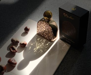 Perfumy Gourmet Secrets of Love M.Micallef to zaskakująca, niemal jadalna kompozycja, której główną nutą są pieczone kasztany
