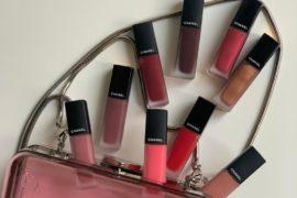 Pomadka Chanel Rouge Allure Ink oraz Rouge Allure Ink Fuision, to zupełnie nowy wymiar efektu makijażu