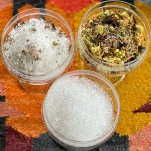 Sól do kąpieli, czyli domowe spa