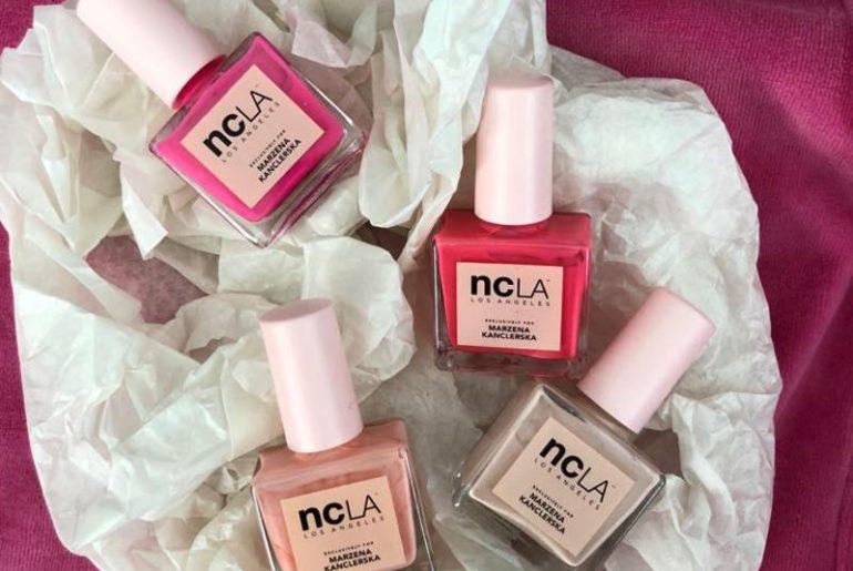 4 kolory z kolekcji Marzeny Kanclerskiej dla NCLA Summer in The City. Czyli kwintesencja lata w mieście