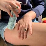 Kuracja modelująca i wyszczuplająca Sisley, która przyspiesza i stymuluje spalanie tkanki tłuszczowej