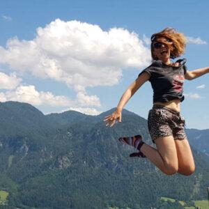 Alpejski trekking. Spokój dla zmysłów